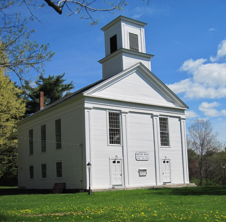 The Ware Center Meeting House Museum